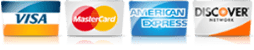 For AC in Grovetown GA, we accept most major credit cards.